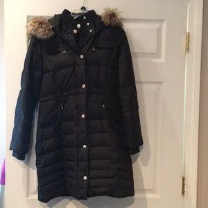 DKNY puffer coat